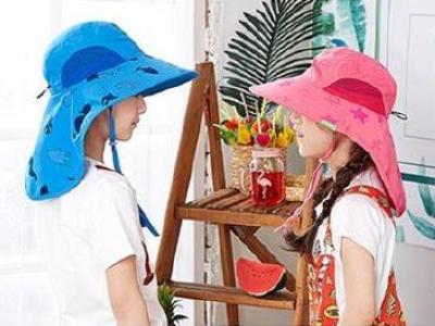 正品儿童亲子空顶帽太阳眼镜4团